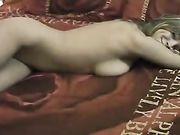 Russische paar hete seks op webcam