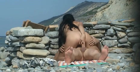 sex op het strand gratis video