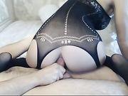 Sex in de kont met vriendin